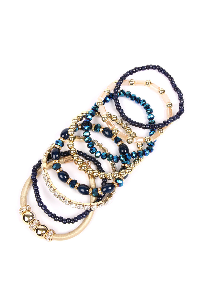 HDB1940 - CLASSIC MULTIBEADED BRACELET SET
