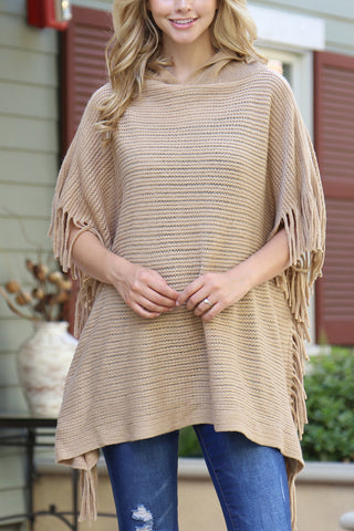 Popcorn Pocket Sweater