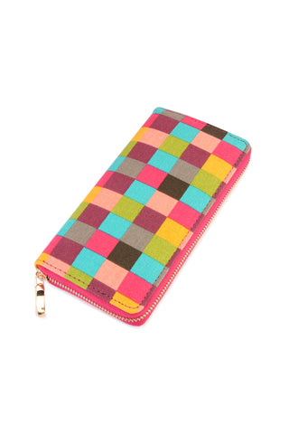 Ice Cream Pink Printed  Wallet