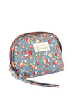 HDG2677 - FLORAL PRINTED COSMETIC BAG