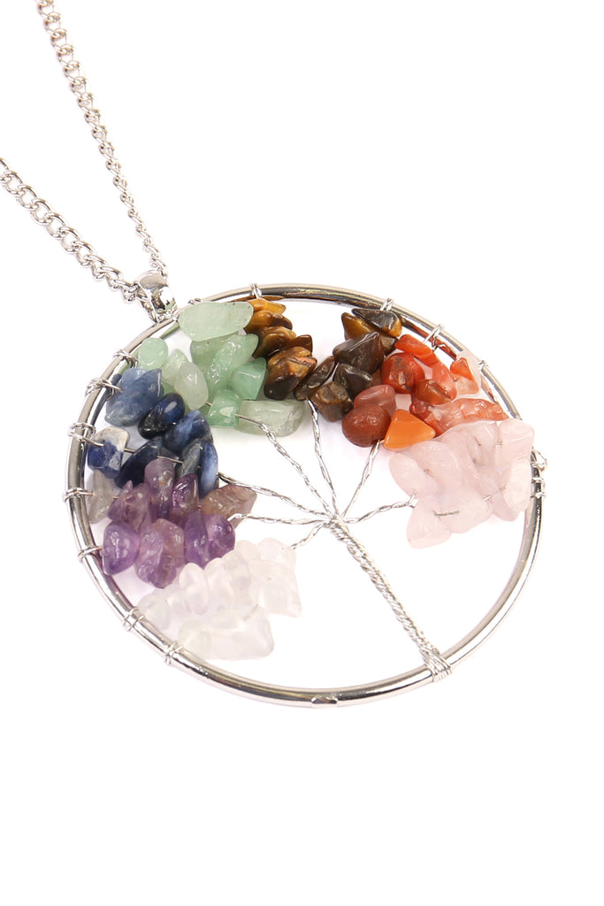 Tree of Life Longline Necklace