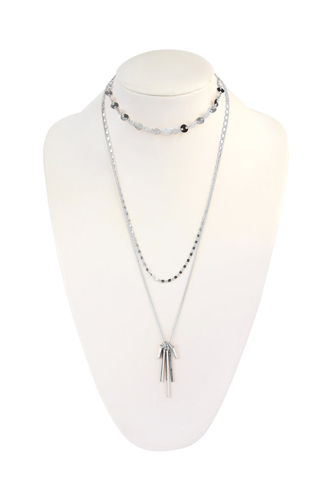 Multilayer Necklace