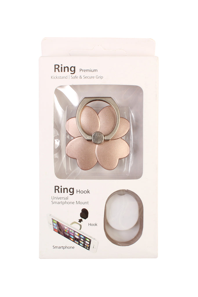 Flower Phone Ring Holder
