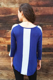 Two Tone Top - 3 Colors