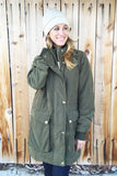 Puffer Winter Jacket-4 Colors!
