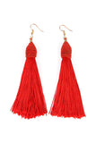 Rope Tassel Earrings