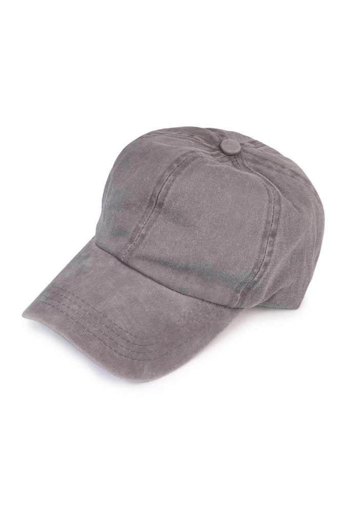 Washed Out  Baseball Cap