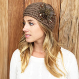 Feather Head Wrap