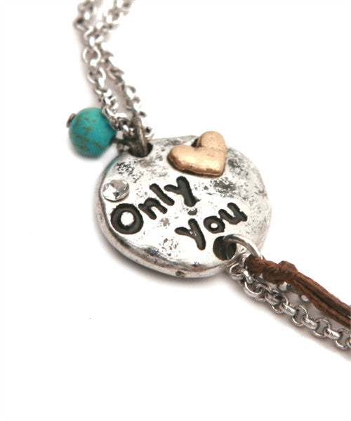 Only You Multi Chain Bracelet