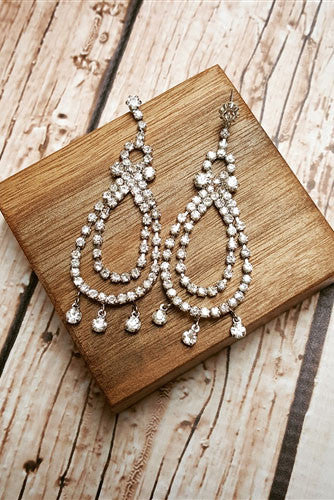 Double Layer Earrings