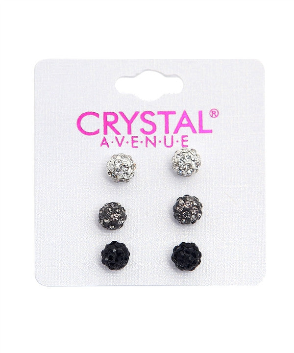 Glamming Stud Earrings