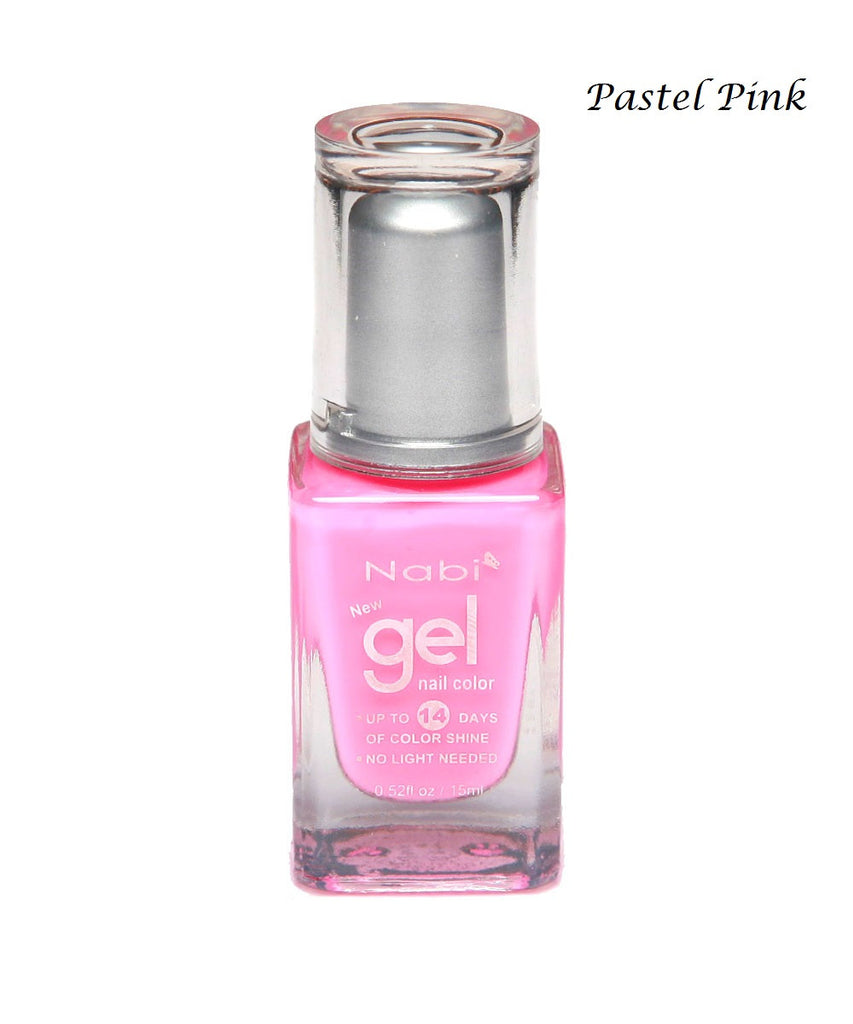 Instant Dry Gel Nail Polish - 30 Colors!