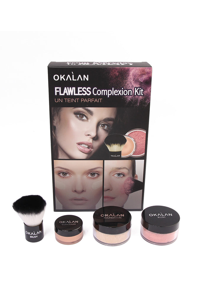 Okalan Flawless Complexion Kit