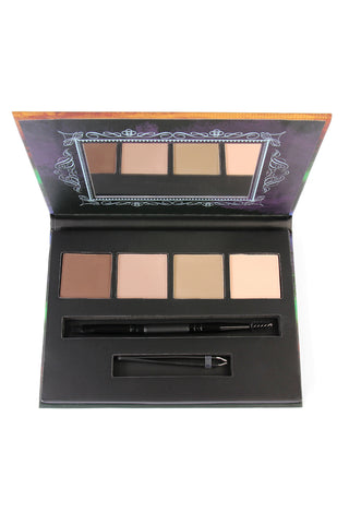 10 Shades Contour & Highlight Palette