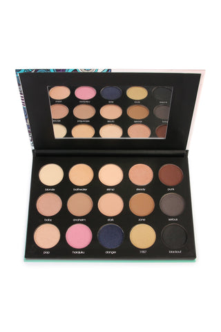 Bare Naked Eyeshadow Palette