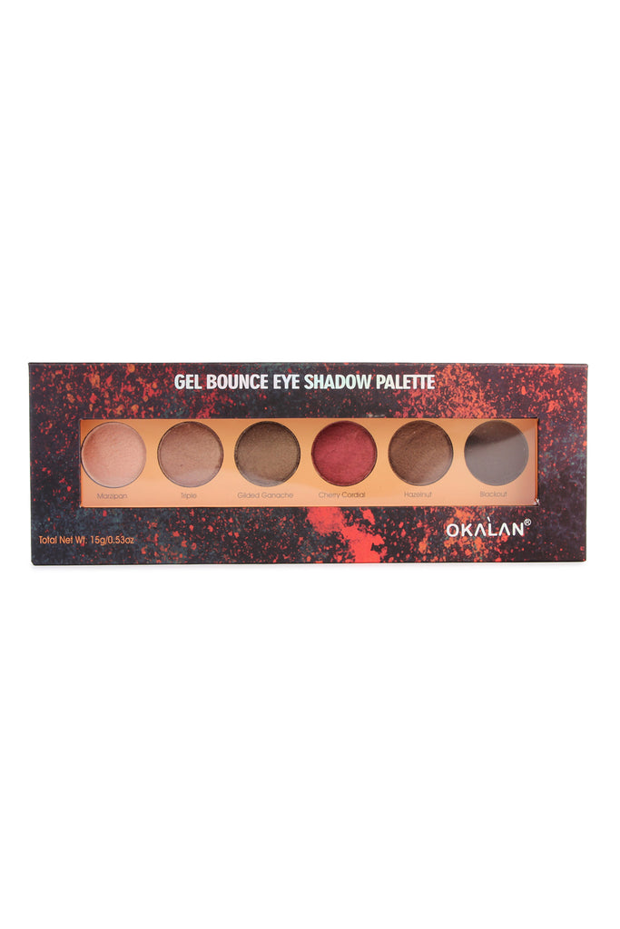 Gel Bounce Eyeshadow Palette