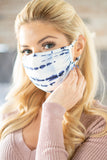 RFM6002-RAP015 - TIE DYE REUSABLE FACE MASK FOR ADULTS