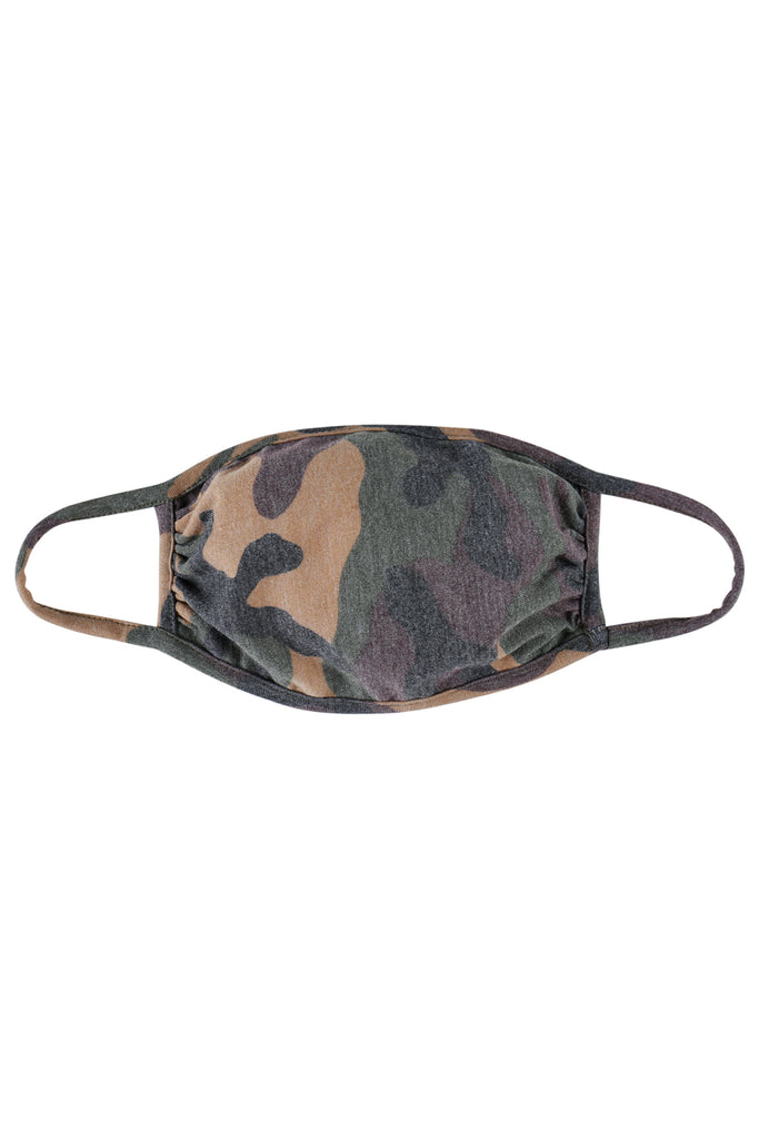 RFM6002-RCM008 - CAMOUFLAGE REUSABLE FACE MASKS FOR ADULTS