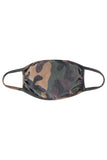 RFM7002K-RCM008 - CAMOUFLAGE REUSABLE FACE MASKS FOR KIDS