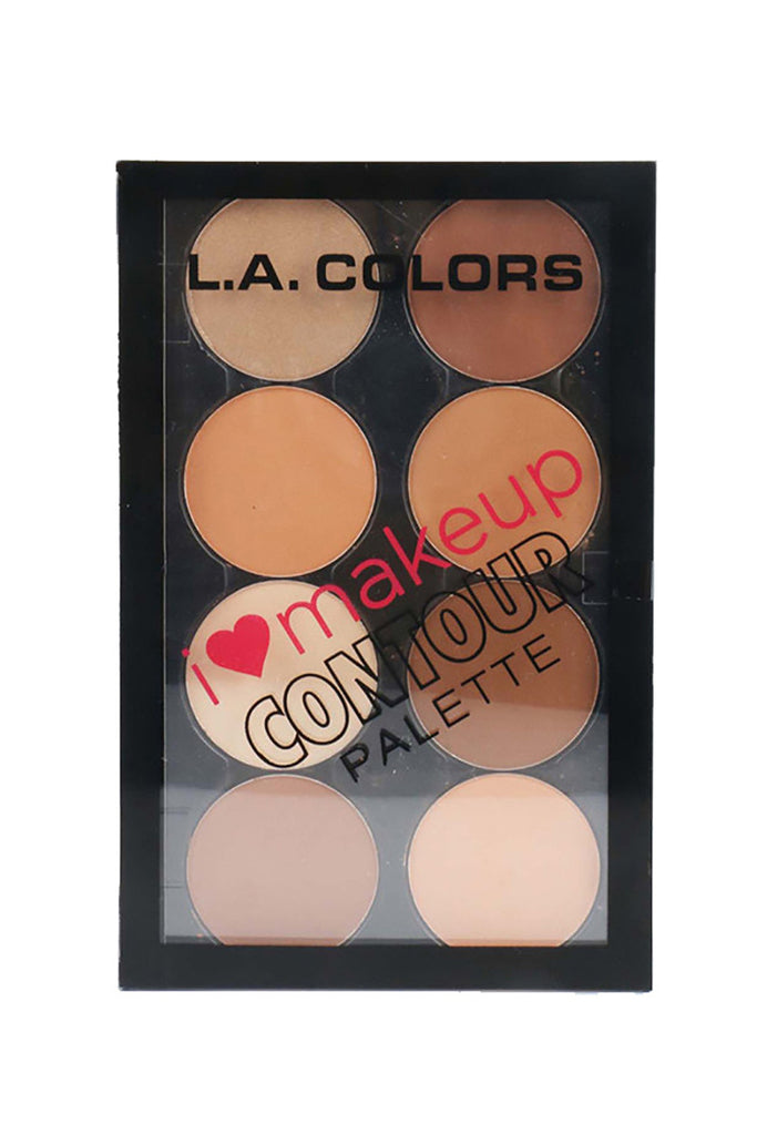 L.A. Colors I Heart Makeup Contour Palette