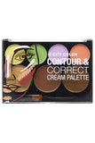City Color Contour & Correct Cream Palette