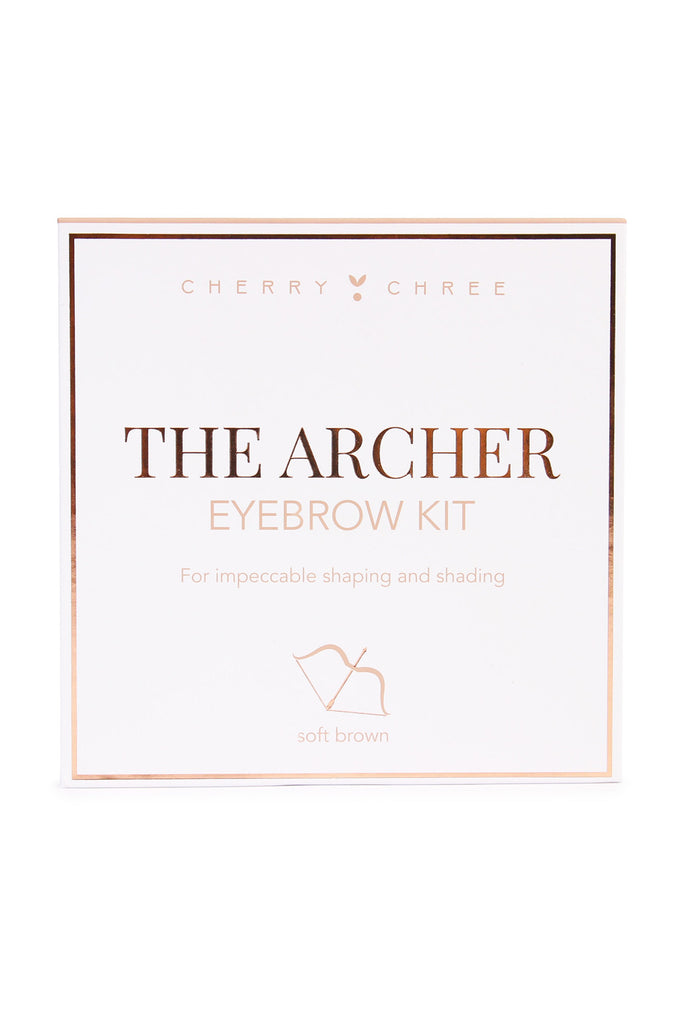 Cherry Chree The Archer Eyebrow Kit