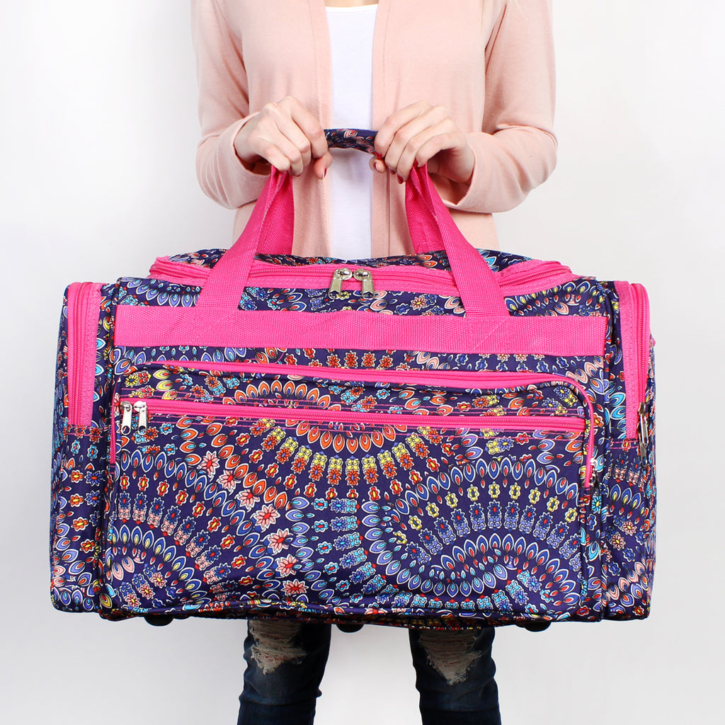 Colorful Duffle Bags Collection