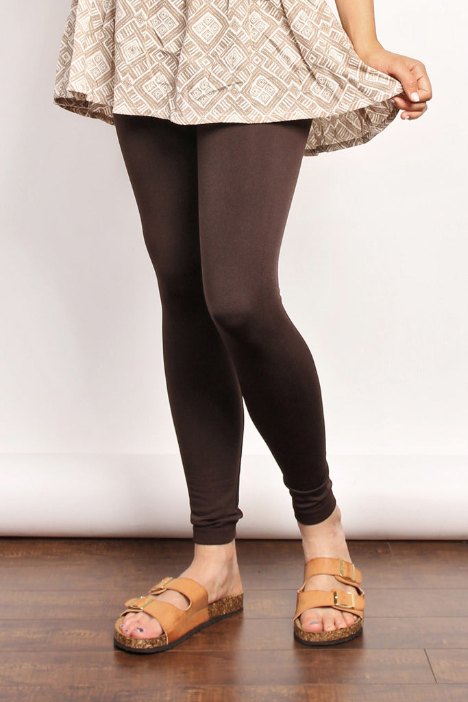 Winter Seamless Fleece Leggings