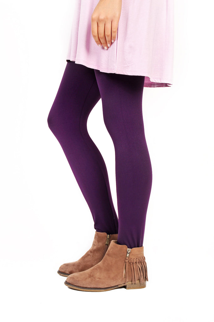 Winter Seamless Fleece Plus Leggings