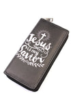 Jesus is my Savior Print Wallet