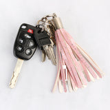 Lightning Cable USB Tassel Keyring