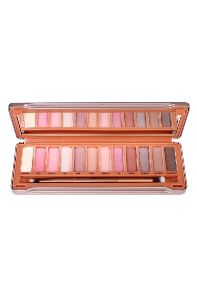 Miss Doozy Naked Nudes Eyeshadow Pallet