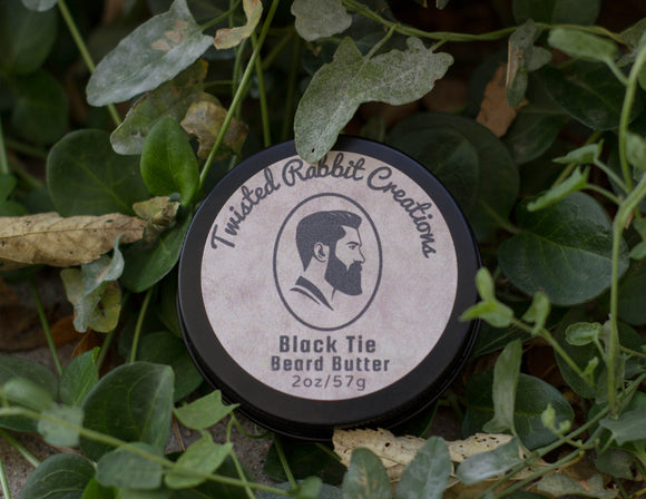 Black Tie Beard Butter