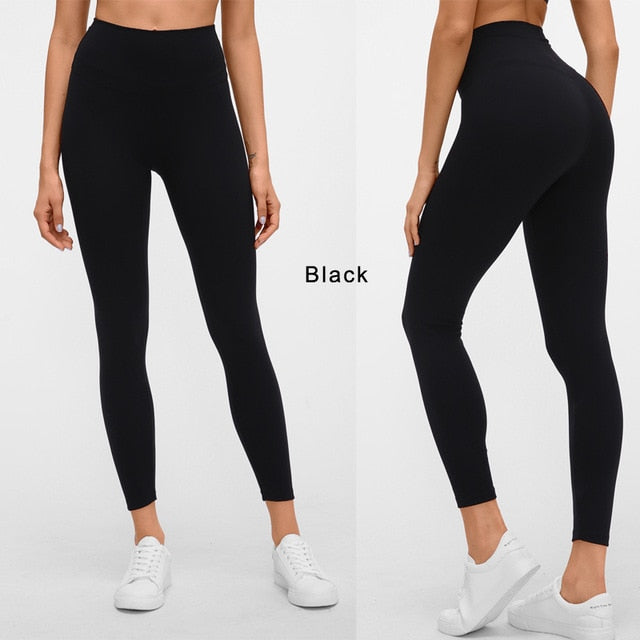 Women Sexy Leggings Fitness Yoga Pants Sports Tight Leggings Sportswear Gym Hip Lift Push Up Workout Running Pants Best Cheap