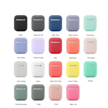 Load image into Gallery viewer, 20 New Silicone Cases for Airpods1 2nd Luxury Protective Earphone Cover Case Shockproof Sleeve