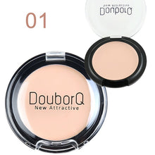 Load image into Gallery viewer, Professional Full Coverage Flawless Makeup Texture Concealer Foundation 5 colors