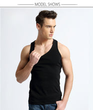 Load image into Gallery viewer, TFETTER Men's Underwear Cotton Tank Top Men High Quality