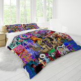 XOXO 3 Pieces King Size Bedding Cover Set