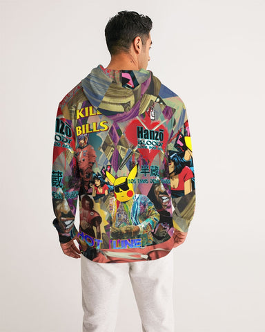 Kill Bills Men's Hoodie