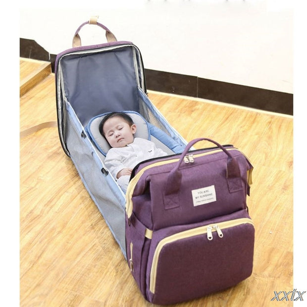 Baby Infant Nappy Changing Bag