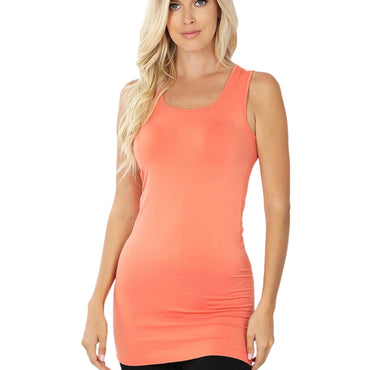 SCOOP CAMI DRESS