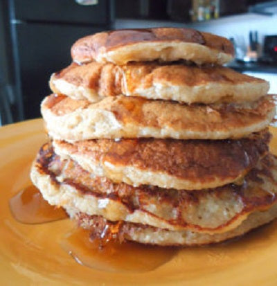 Banana Pancakes… a favourite treat anytime.
