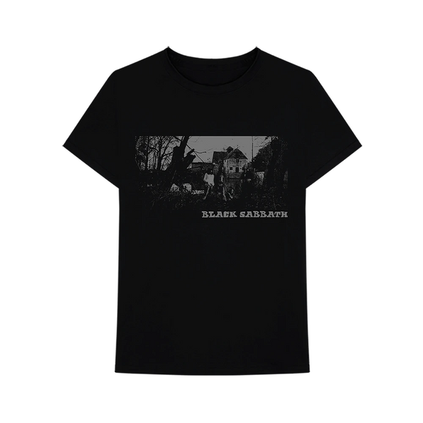 BLACK SABBATH MASH UP T-SHIRT