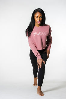 BELLE BOD Cropped Sweatshirt