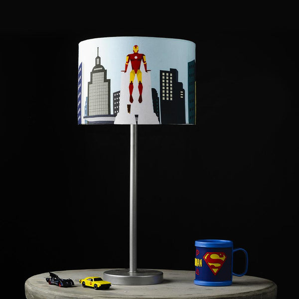 Ironman Lamp