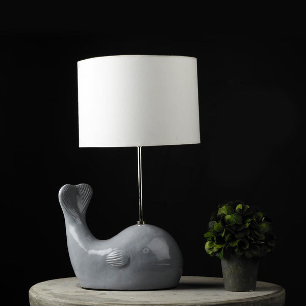 Mighty Whale Lamp