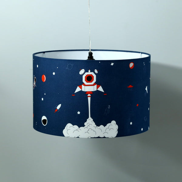 Blue Space Pendant Lamp