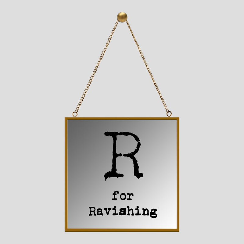 R for ravishing