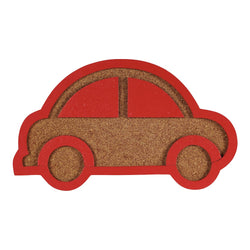 Little brown car pinboard