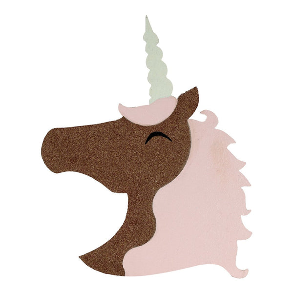 Majestic unicorn pinboard